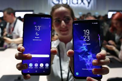 """Samsung Galaxy S9+ đoạt giải """"Thiết bị kết nối mới tốt nhất"""" tại MWC 2018 - 222576"""