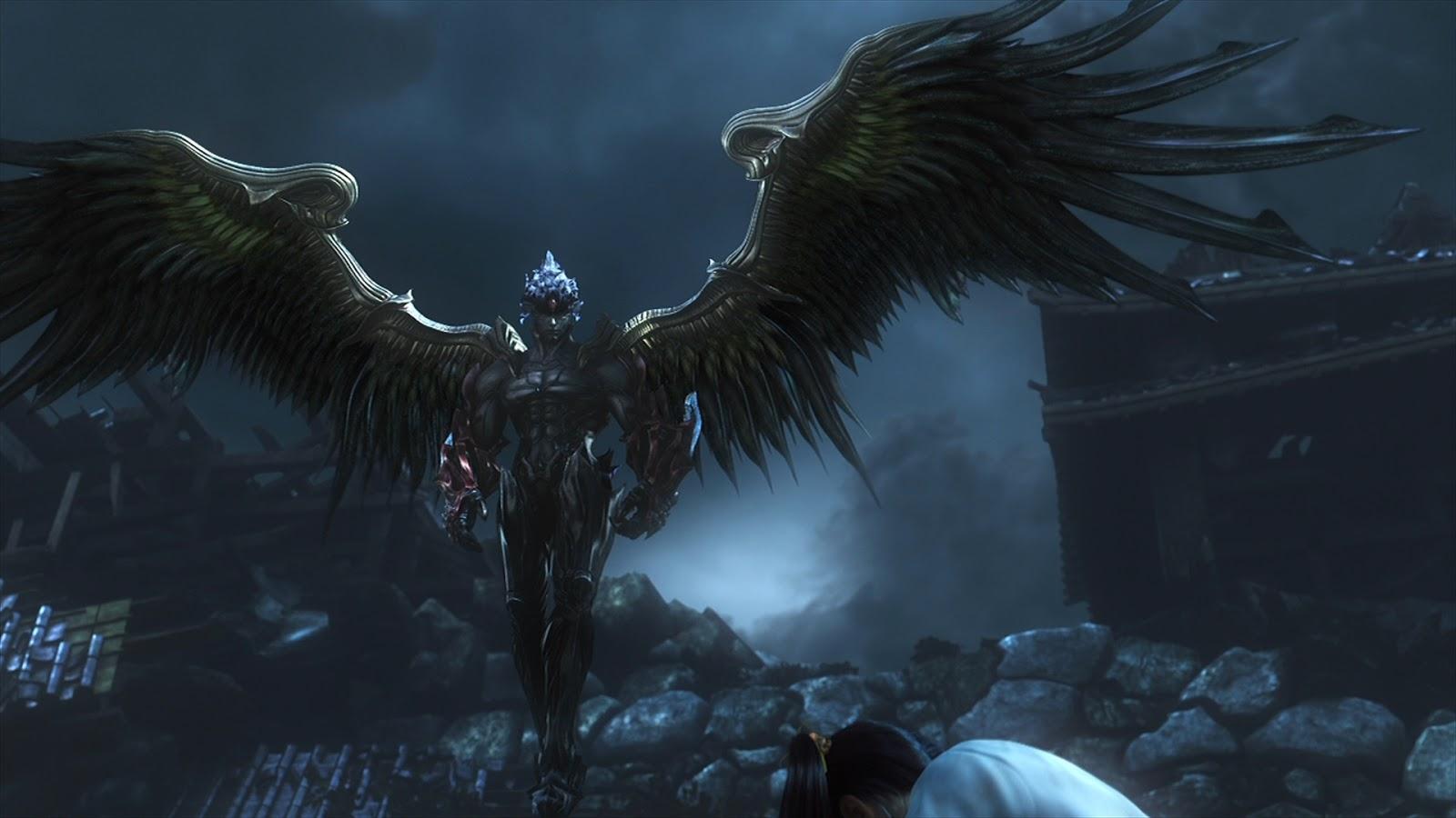 Tekken Blood Vengeance German