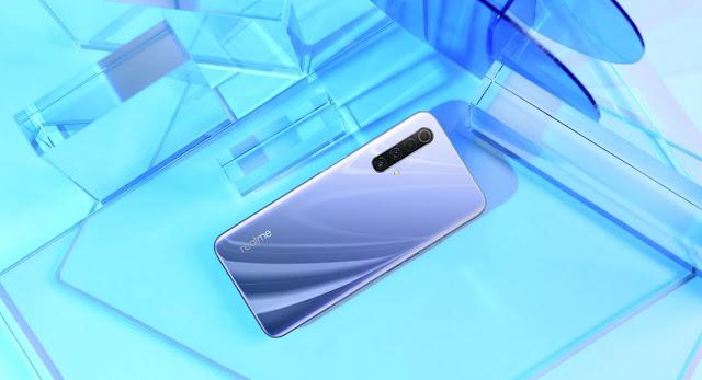 Realme X50 5G é oficial na Europa