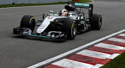 GP καναδά F1