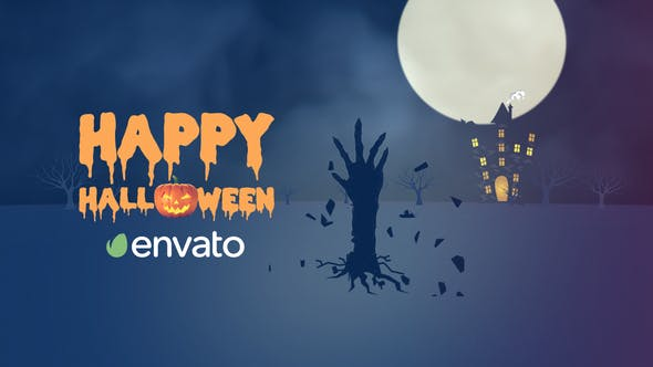 Halloween Creepy Intro[Videohive][After Effects][28995674]