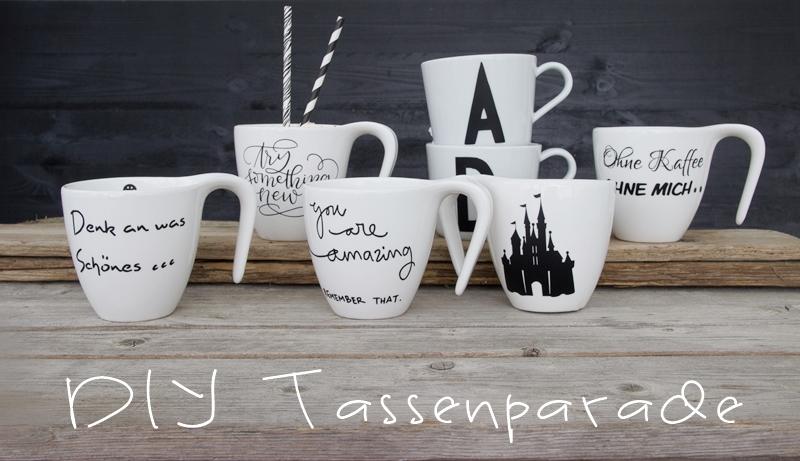 Quick Tassen Bp : Diy tassenparade und messe ank?ndigung creativlive