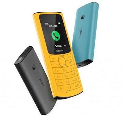 سعر نوكيا 110 4G الجديد لعام (2021)
