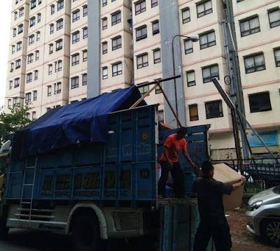 Jasa Angkutan Truk Pindahan Jakarta