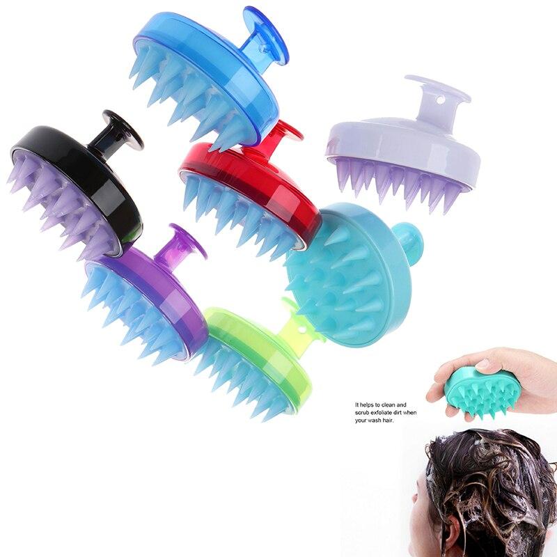 Shampoo Massage Brush Buy on Amazon and Aliexpress