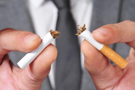 محاربة التدخين