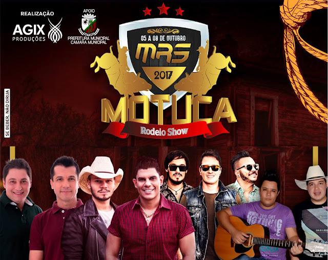 Motuca Rodeio Show 2017