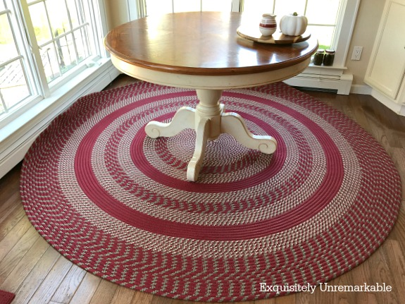 How To Size A Braided Rug