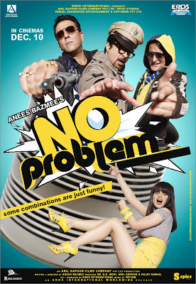 No Problem (2010) Hindi 720p WEBRip ESubs Download