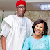 Delta state governor, Ifeanyi Okowa and wife test positive for COVID-19.