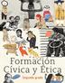 Libro de texto  Formación Cívica y Ética Segundo grado 2020-2021