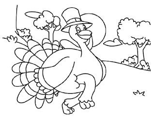 Free-funny-happy-thanksgiving-Coloring-Pages-kindergarten-printable