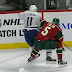 Wild defenseman Christian Folin takes down Leafs rookie Zach Hyman with slew foot (Video)
