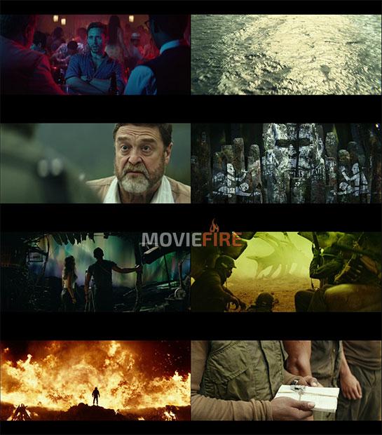 Kong: Skull Island (2017) 1080p