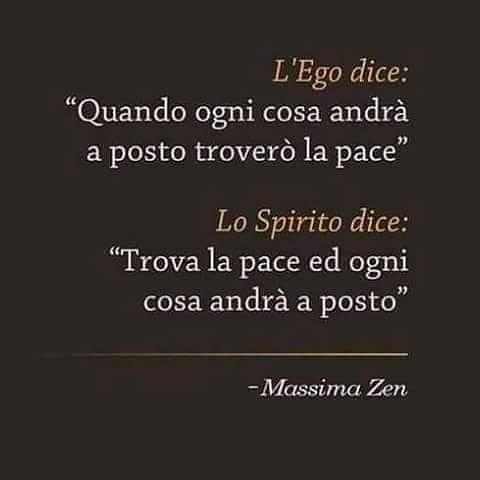 """Buongiornolink - Buongiorno: """"L'ego e lo Spirito"""""""