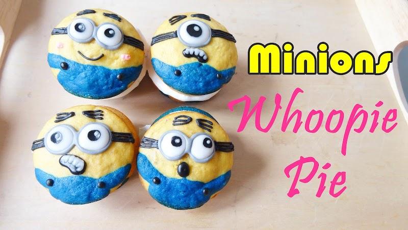 Minions Whoopie Pie 迷你兵團鳥比批