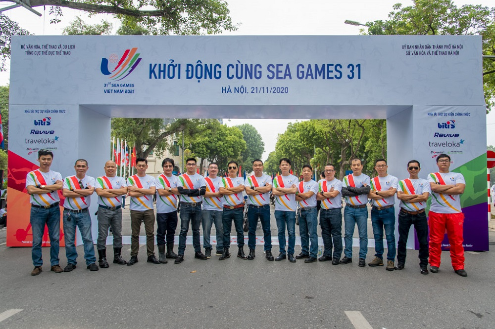 CLB TC Motor PKL khởi động cùng SEA Games 31