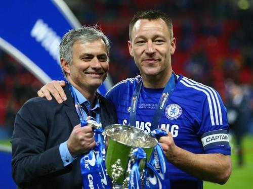 Terry : Mourinho Bakal Disambut Hangat di Stamford Bridge