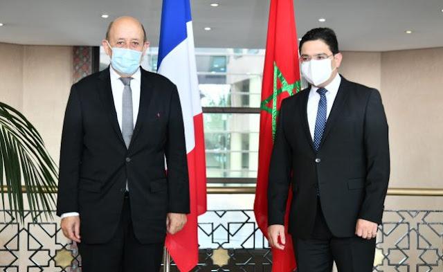 الرباط - باريس: شراكة استثنائية وتلاقي في وجهات النظر