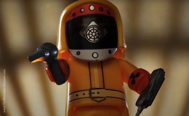 Marty Mc Fly como Darth Vader del planeta Vulcano Playmobil Back To The Future - Calendario de Adviento (©Playmobil Geobra Branstätter)