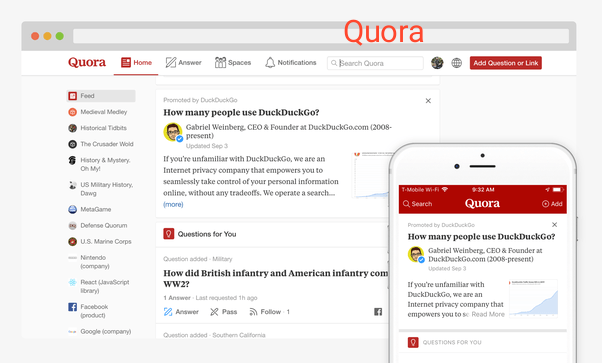Apps like quora Indian Quora
