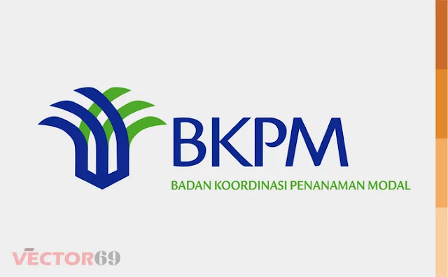 Logo BKPM (Badan Koordinasi Penanaman Modal) (Horizontal) - Download Vector File AI (Adobe Illustrator)