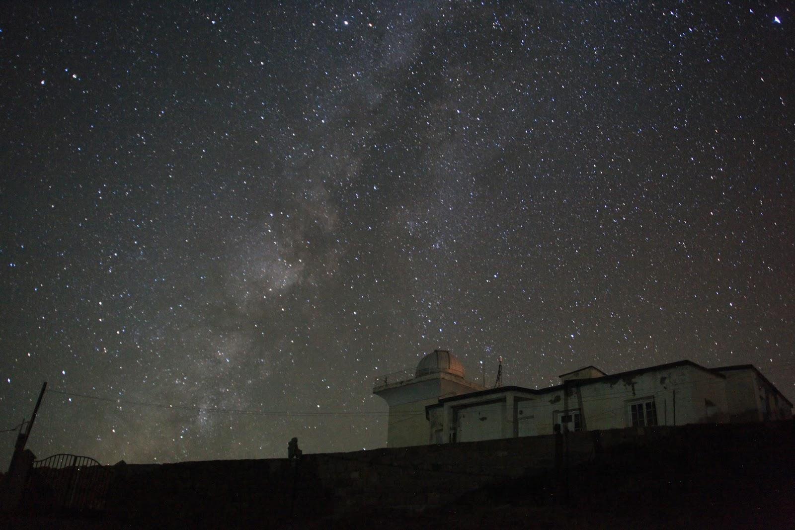 Rencontres astronomiques de courrieres