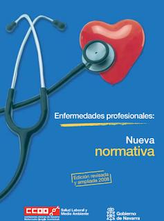 enfermedad laboral,enfermedad ocupacional, normativa, enfoque ocupacional