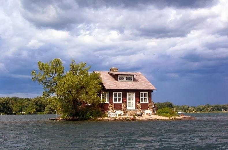 The Thousand Islands, Kawasan Yang Dikelilingi Dengan 1,864 Buah Pulau (10 Gambar)