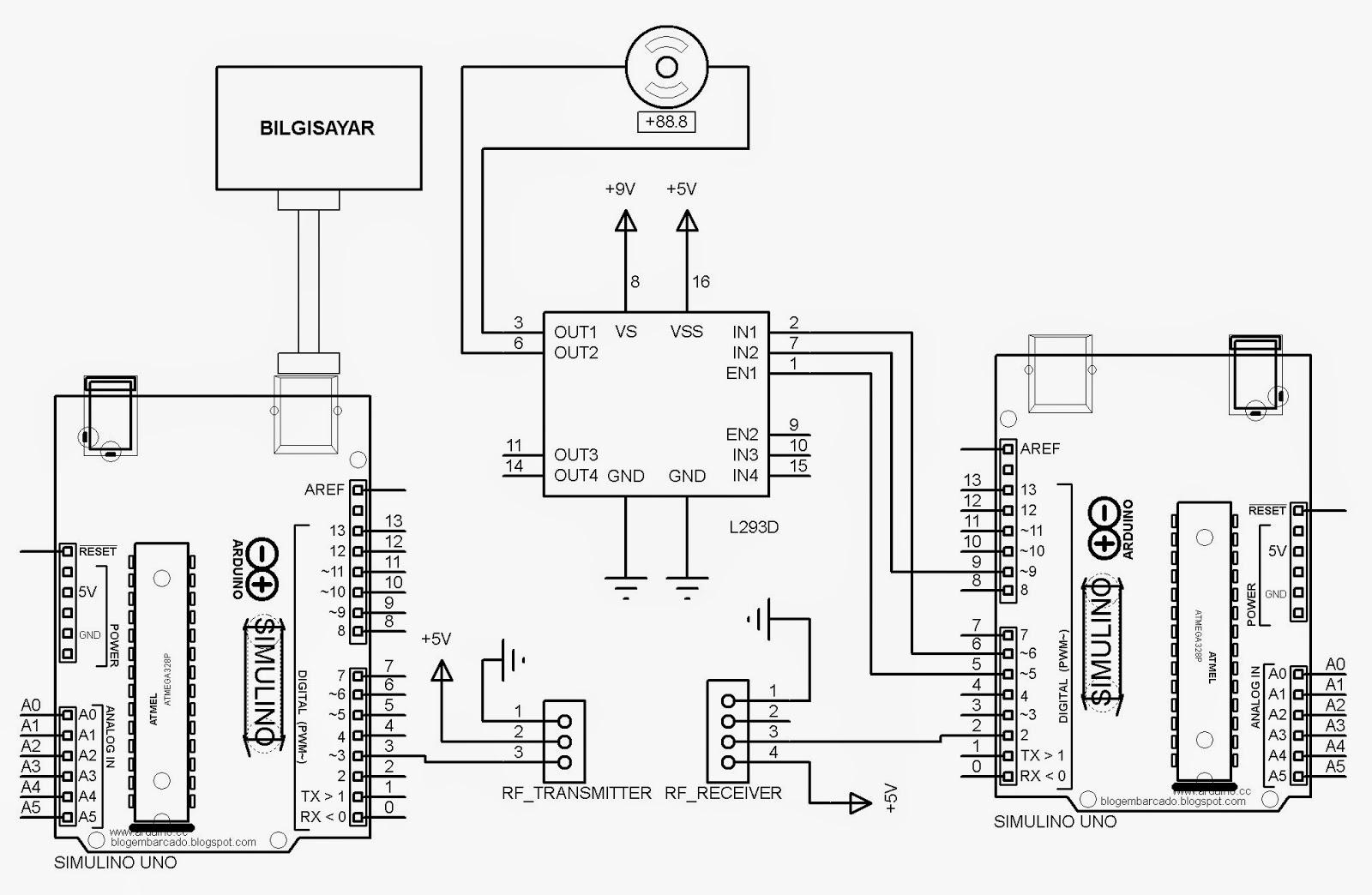 Arduino Amp C