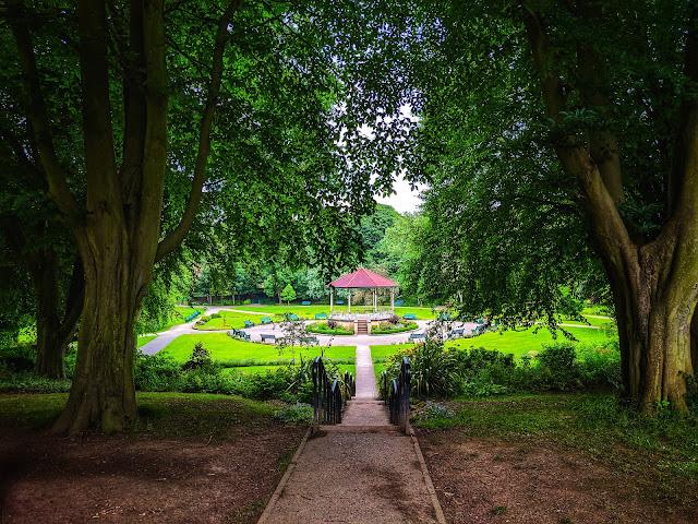 View of Elsecar Park