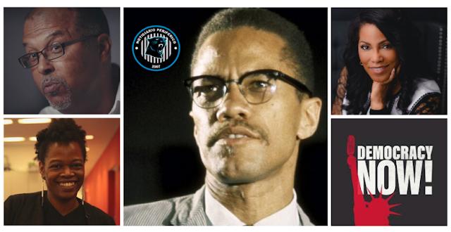 Quem matou Malcolm X? | Ilyasah Shabazz (Filha do Malcolm) junto de documentaristas falam da série