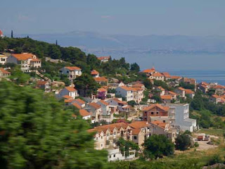 Village Brac Croatia
