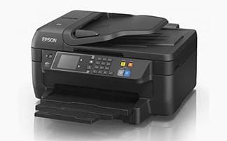Epson WorkForce WF-2760DWF Driver