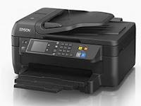Download Epson WorkForce WF-2760DWF Driver Printer