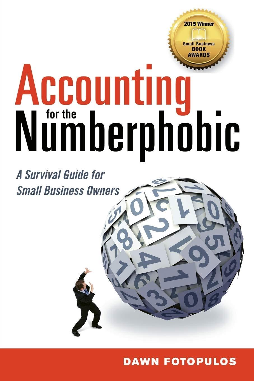 كتاب Accounting for the Numberphobic