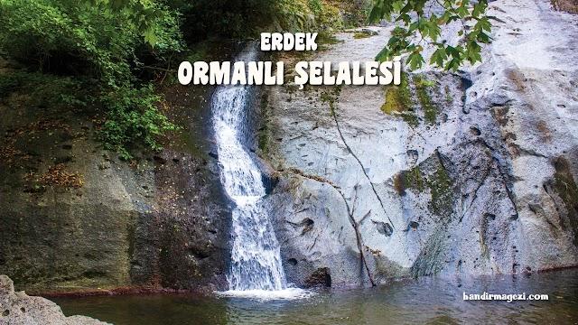 ORMANLI ŞELALESİ