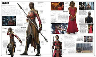 Marvel Studios Visual Dictionary - Wakanda