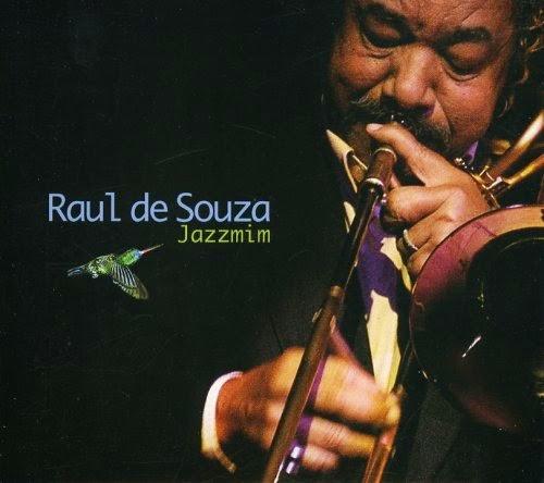 Raul De Souza, Samba music, artpeneure-20