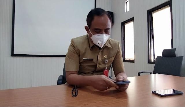 Kepala Dinas Kesehatan Lumajang, Bayu Wibowo Ignasius
