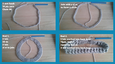 crochet instructions