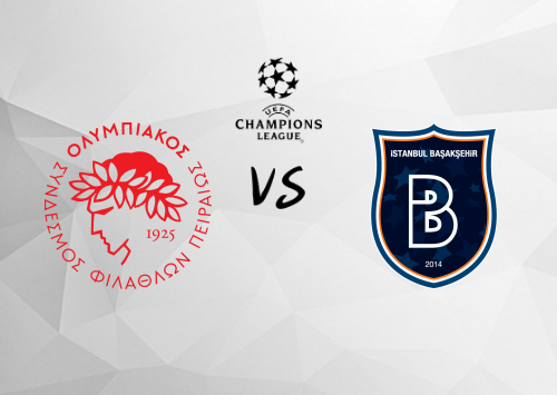 Olympiakos Piraeus vs İstanbul  Resumen