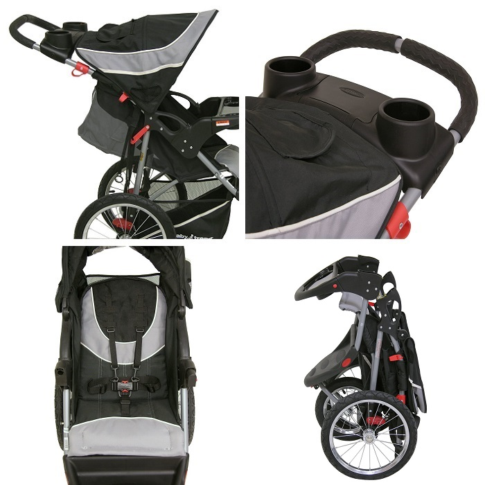 Baby Trend Expedition - #1 Best Selling Baby Stroller