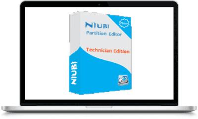 NIUBI Partition Editor 7.2.7 Full Version