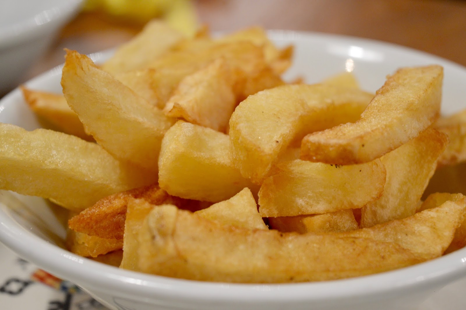 The Kingslodge Inn, Durham   A Review - A lovely budget hotel near the train station and city centre - homemade chips