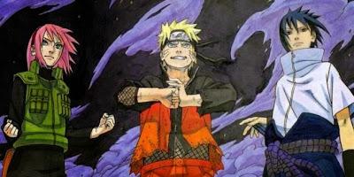 Berakhirnya Kartun Anime Dan Komik Bersiri Naruto selama 17 tahun