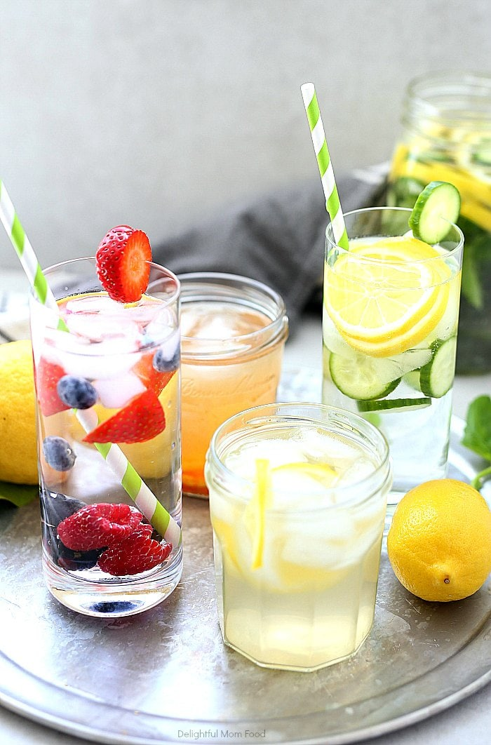 Emagrecer rápido 4 Receitas de Sucos Detox