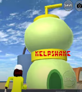 ID Toko Kelp Shake Spongebob Di Sakura School Simulatori
