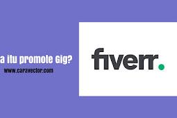 Mengenal fitur Promote Gig pada Fiverr dengan detail