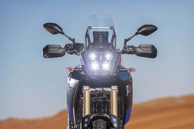 Farola Led de la Yamaha Tenere 700
